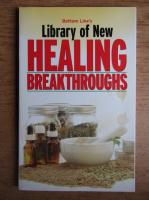 Bottom Line's library of new healing breakthroughs