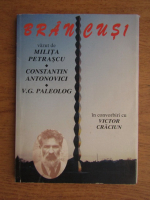 Brancusi vazut de Milita Petrascu, Constantin Antonovici, V. G. Paleolog in convorbiri cu Victor Craciun