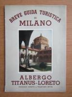 Anticariat: Breve guida turistica di Milano
