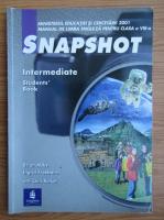 Anticariat: Brian Abbs - Snapshot. Intermediate Students' Book