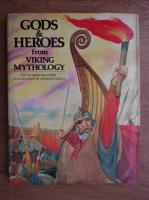 Brian Branston - Gods and heroes from viking mythology