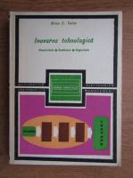 Anticariat: Brian C. Twiss - Inovarea tehnologica