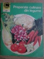 Anticariat: Brote Veronica - Preparate culinare din legume