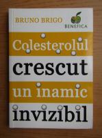 Anticariat: Bruno Brigo - Colesterolul crescut, un inamic invizibil