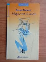 Bruno Ferrero - Viata e tot ce avem