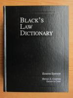 Anticariat: Bryan A. Garner - Black's law dictionary
