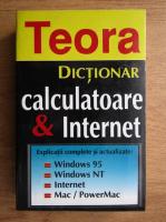 Bryan Pfaffenberger - Dictionar calculatoare si internet