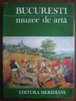 Bucuresti, muzee de arta (album)