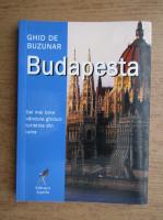 Anticariat: Budapesta, ghid de buzunar