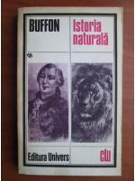 Buffon - Istoria naturala