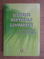 Bujor Manescu - Sisteme horticole comparate
