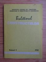Anticariat: Buletinul constructiilor (volumul 2, 1990)