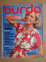 Burda moden, nr. 4, aprilie 1978
