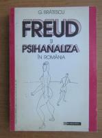 C. Bratescu - Freud si psihanaliza in Romania