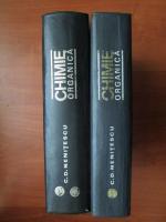 C. D. Nenitescu - Chimie organica (2 volume, editia a VII-a)