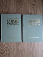 C. D. Nenitescu - Chimie organica (2 volume, editia a VIII-a)