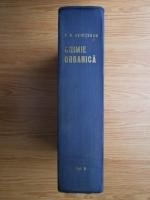 C. D. Nenitescu - Chimie organica (volumul 2, editia a VI-a )