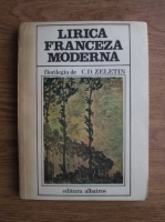 C. D. Zeletin - Lirica franceza moderna