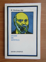 C. Dimitrescu Iasi - Studii de estetica