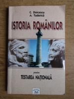 C. Doicescu - Istoria romanilor