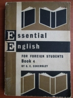Anticariat: C. E. Eckersley - Essential English (book 4)