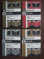C. E. Eckersley - Essential English for foreign students (4 volume)