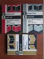 C. E. Eckersley - Essential English for foreign students (volumele 2, 3, 4)
