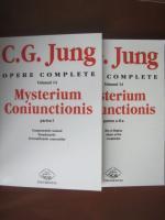 C. G. Jung - Opere complete, volumul 14. Mysterium Coniunctionis (2 volume)