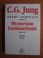 C. G. Jung - Opere complete, volumul 14, partea a II-a. Mysterium Coniunctionis