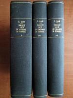C. Gane - Trecute vieti de doamne si domnite (3 volume)
