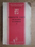 C. Gane - Trecute vieti de doamne si domnite, volumul 2. Epoca fanariota (1935)