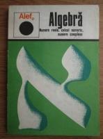 C. Girard - Alef 0. Algebra. Numere reale, calcul numeric, numere complexe