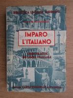 C. H. Niculescu - Imparo l'italiano (1943)