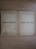 C. I. Nenitescu - Chimia organica (2 volume, 1956)