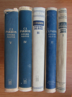 Anticariat: C. I. Parhon - Opere alese (5 volume)