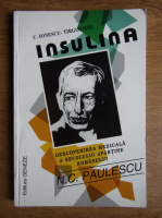 C. Ionescu Tirgoviste - Insulina