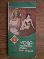 Anticariat: C. M. Armeanu - Yoga. O necesitate pentru omul modern