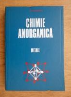 Anticariat: C.Macarovici - Chimie anorganica