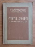 Anticariat: C. Mavrianopol - Avortul spontan