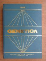 Anticariat: C. Panfil - Genetica