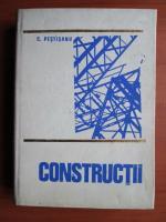 Anticariat: C. Pestisanu - Constructii