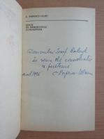 Anticariat: C. Popescu Ulmu - Efigii pe meridianele cunoasterii (cu autograful si dedicatia autorului pentru Balogh Jozsef)