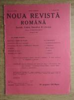Anticariat: C. Radulescu-Motru - Noua Revista Romana. Sociala, critica, stiintifica si literara, vol. XVIII, nr. 2, 6-13 martie 1916