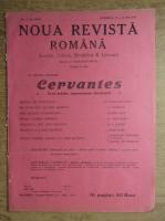 C. Radulescu-Motru - Noua Revista Romana. Sociala, critica, stiintifica si literara, vol. XVIII, nr. 7, 15-22 mai 1916