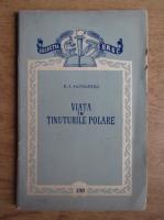 C. S. Antonescu - Viata si tinuturile polare