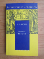 C. S. Lewis - Despre minuni