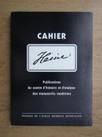 Anticariat: Cahier Heine