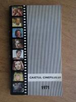 Caietul cinefilului, 1971