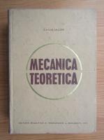 Anticariat: Caius Iacob - Mecanica teoretica