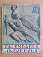 Calendarul Universul 1943